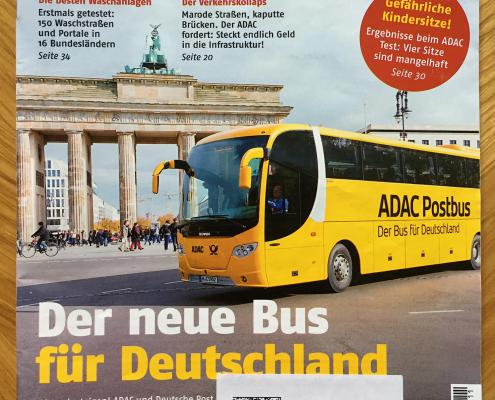ADAC Postbus Motorwelt